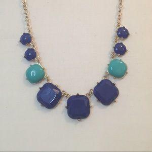 Blue & Teal Boutique Necklace